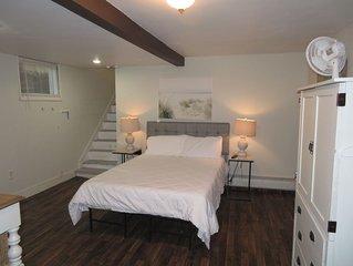 Contemporary Apartment Suite