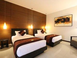 2 Bedroom Luxury Villa Umalas Due