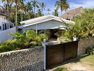 Casa Caribe Blanco - Las Galeras, Samana, DR