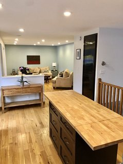 house is perfectly situated for your business trip or weekend getaway or longer.