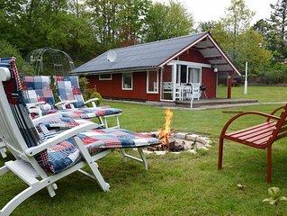 Bullerby & Meer - Ferienhaus Lasse - Ferienhaus Lasse