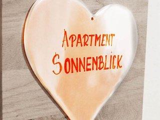 Appartement Sonnenblick/Fewo, 1 Schlafraum - Unterschlag, Alpenpension