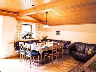 Ferienwohnung Steinbock   mit 5 Schlafzimmern - Nationalpark, Appartements