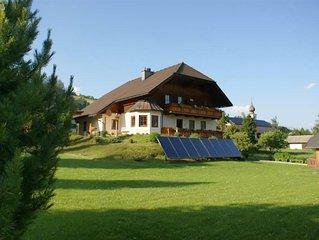 Landhaus Graggaber - Ferienwohnung Speiereck/Großeck