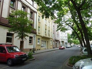 Lessing-Apartment, Deutschland