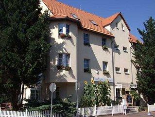 Doppelzimmer - Pension, Café & Restaurant Am Krähenberg (Hotel)