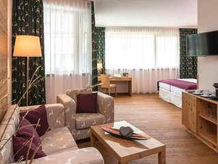Juniorsuite Narzissenwiese - Narzissen Vital Resort Bad Aussee