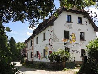 Ferienhaus im Fichtelgebirge (das mit den 5 Sternen) - Ferienhaus