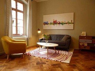 Händel-Apartment - Stadthaus 1848