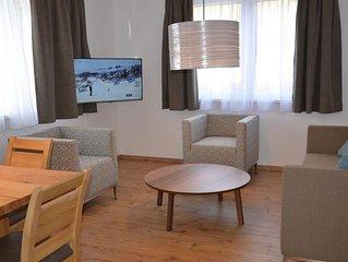 Appartement 5 Personen 1. Stock Nord - Apartmenthaus Van der Leij