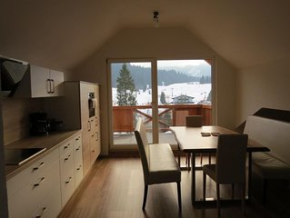 6 (+2) Family Suite Penthouse - Hotel Dachsteinresort