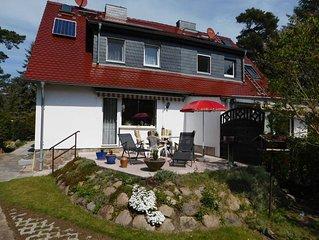Ferienhaus-SUN-Schein in Templin - Ferienhaus-SUN-Schein