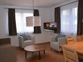 Appartement 5 Personen 1. Stock Süd - Apartmenthaus Van der Leij