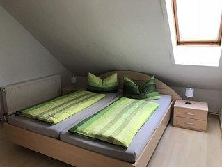 Ferienwohnung Kreft - Appartement/Fewo, Bad, WC, 3 Schlafraume