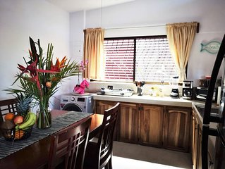 Fully Furnished 2BR Town Home at the edge of Quepos