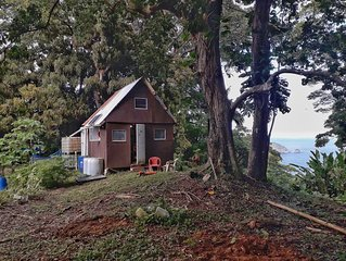 Secluded offgrid  cabin escape
