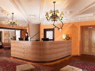 Business Dreibettzimmer, 2 Personen non-refundable - Hotel Sailer