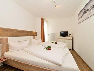 Hotel(APP) 2 Räume DU/WC  Komfort Typ 2/4 - Sporthotel und Familienhotel Riezler