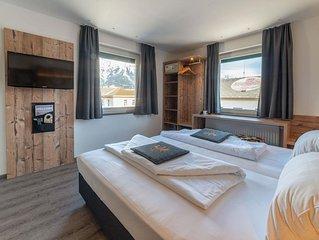 Doppelzimmer Business mit Dusche, WC - BinderS Budget City-Mountain Hotel