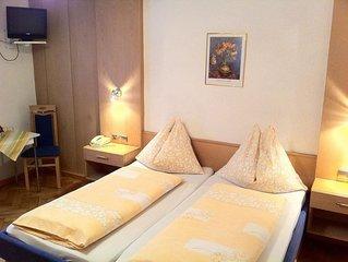 Doppelzimmer mit Dusche, WC - Hotel Tautermann