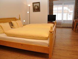 Doppelzimmer/ Appartement 2 - Gastehaus Gritscher