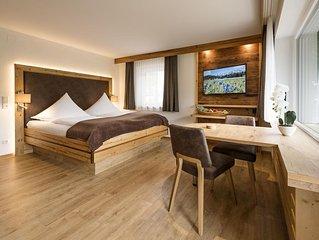 Apartment -Wohn-Schlafraum  DU oder BAD/WC  Typ A2 - Haus Peter-Paul - Marga Sch
