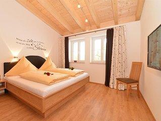 Appartement/Fewo Typ 1, Dusche, WC, 1 Schlafraum - Landhaus Harmonie - Familie S
