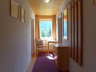 Apartment Alpenkönig mit 2 Schlafzimmer - Haus Salzburgerland