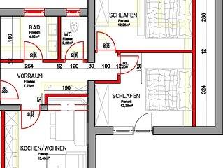 Appartement Venediger - Scheuerer, Appartement