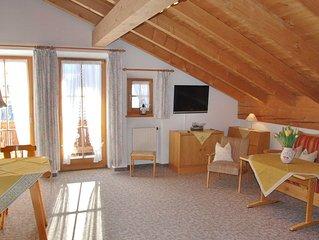 Ferienwohnung Alpenrose - Der Anderlbauer am See