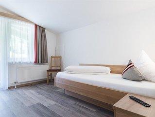 Einzelzimmer mit Dusche, WC - Venedigerblick, Gasthof und Appartements