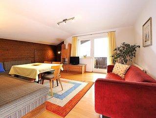 Apartement Brennerspitze,TYP1B,  2 bis 4 Personen - Appartements Tiroler Alpenho