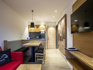 Apartment/Südterrasse/Dusche/WC (2) - Gästehaus Boersch - Familie Jochum
