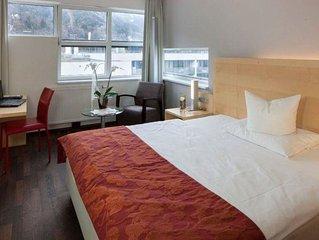 Einzelzimmer mit Bad, WC - Austria Trend Hotel Congress Innsbruck