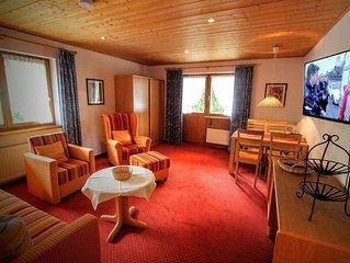 Apartment/1 Schlafraum/Dusche, WC, Nr. 11 - Gatterhof - Familie Malzer