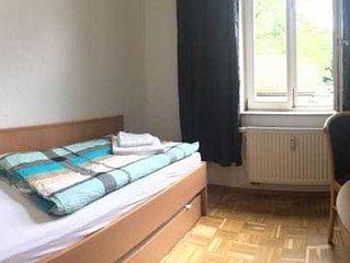 Einzelzimmer - Pension Galgenbergblick