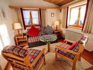 Apartment/1 Schlafraum/Dusche, WC, Nr. 8 - Gatterhof - Familie Malzer