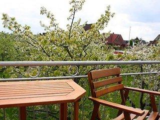 Ferienwohnung Dachjuchee - Knubberhaus - Das Ferienhaus im Kirschenhain