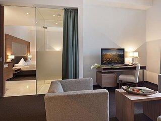 Junior Suite, 4 Personen non-refundable - Hotel Sailer