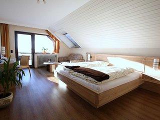 Doppelzimmer gross 9 - Hotel garni Landhaus Fischer