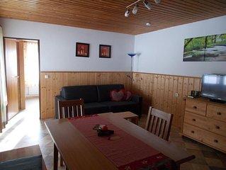 Appartement - 1 Schlafraum Nr. 5  'Silberdistel' - Berghof Felder