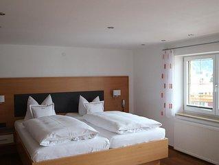 Edelweiß 1 - Suite, Bad, WC, 1 Schlafräume - Hotel Bellevue