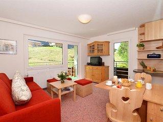 Hotel(APP) 2 Räume DU/WC Komfort Typ1/4 - Sporthotel und Familienhotel Riezlern
