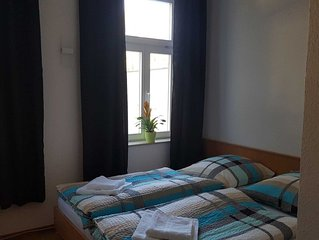 Doppelzimmer - Pension Galgenbergblick