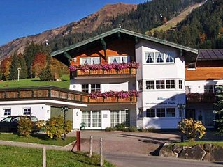 Gästehaus Annette - Frau Eberle-Krunke - Appartement/FW/Bad/WC, 1 Schlafraum 'Wi