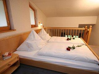 Frauenschuh -  Familienzimmer - 2 Räume - Hotel Bellevue