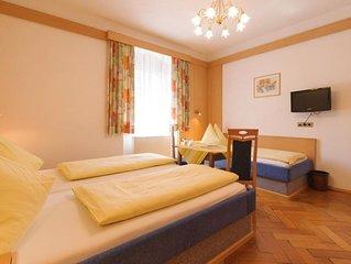 Dreibettzimmer mit Dusche, WC - Hotel Tautermann