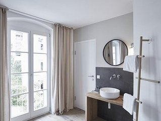 Komfort Doppelzimmer - FAKTOREI