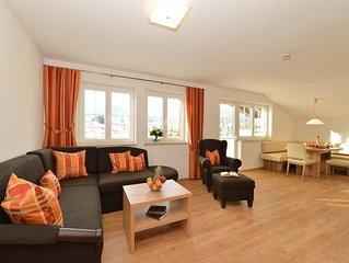 Appartement/Fewo Typ 4, Dusche, WC, 2 Schlafräume - Landhaus Harmonie - Familie