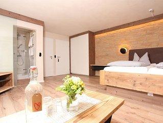 Doppelzimmer 'Ifenblick' Nr. 8 - Landhaus Bromm